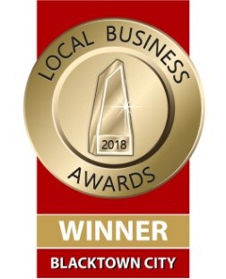 Finalist for Local Business Awards 2018